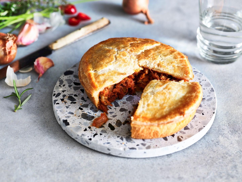 Productafbeelding PF Hartige taart Pulled Pork