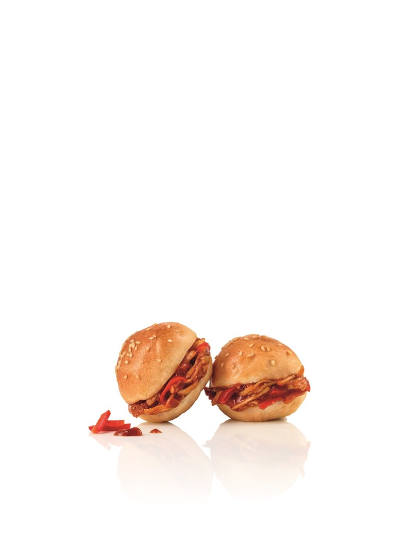 Productafbeelding Pulled Chik'n® Slider BBQ