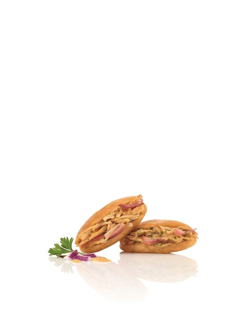 Productafbeelding Pulled Chik'n® Slider Honey-Mustard