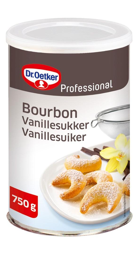 Productafbeelding Dr. Oetker Professional Vanillesuiker met Bourbon vanille 6x750g