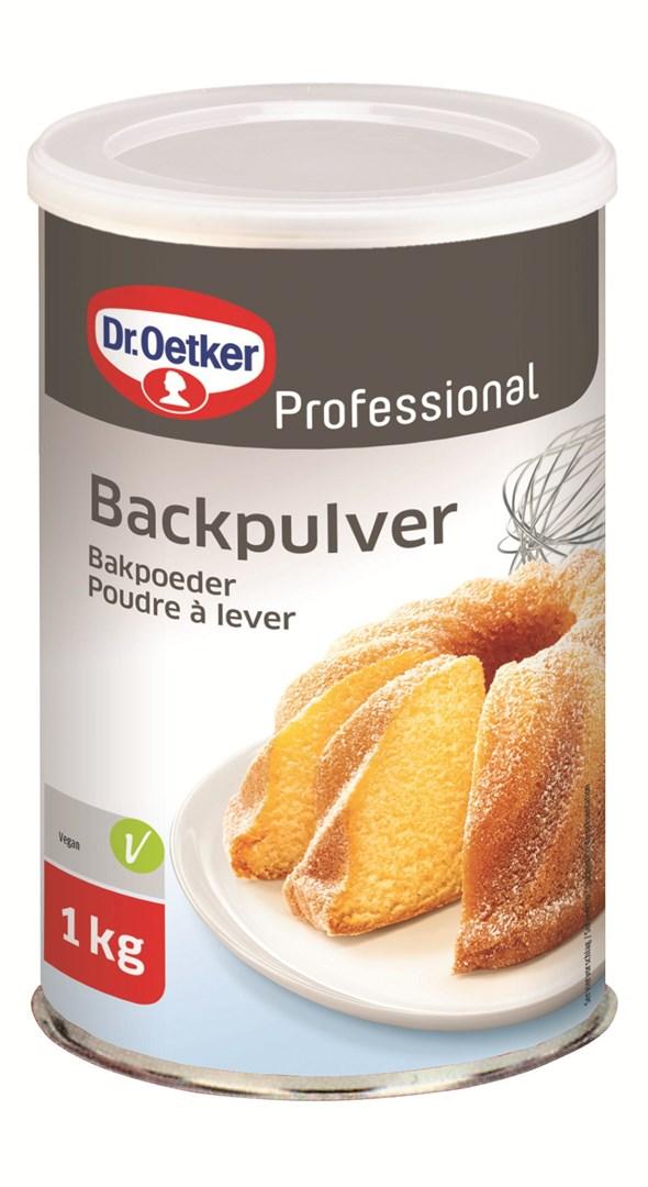 Productafbeelding Dr. Oetker Professional Bakpoeder 6x1kg