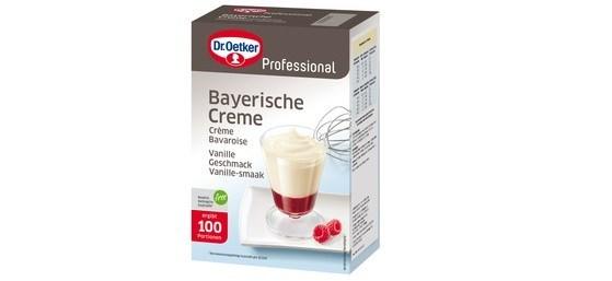 Productafbeelding Dr. Oetker Professional Basis voor bavarois/Bayerische crème 6x1kg