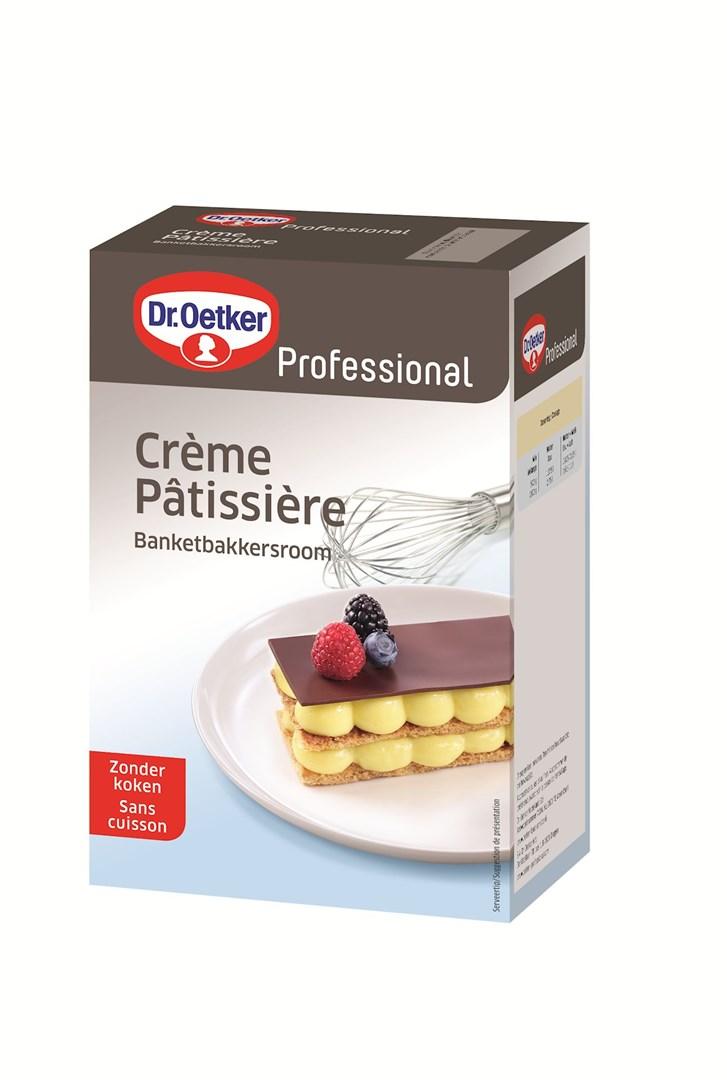 Productafbeelding Dr. Oetker Professional Mix voor banketbakkersroom 6x1kg