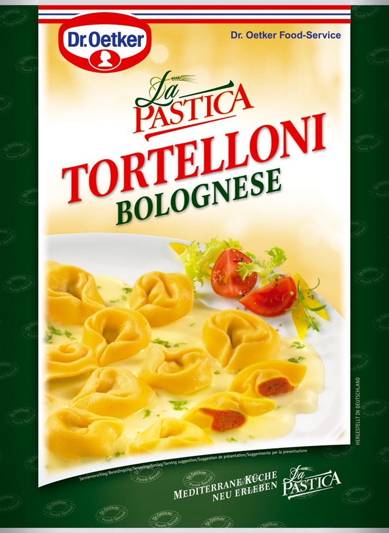 Productafbeelding Dr. Oetker Professional Tortelloni Bolognese 250x10g