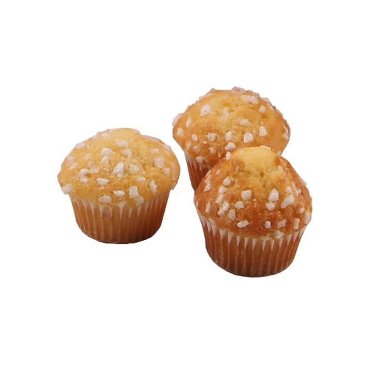 Productafbeelding Dr. Oetker Professional Mini-Muffins Vanille 126x19g