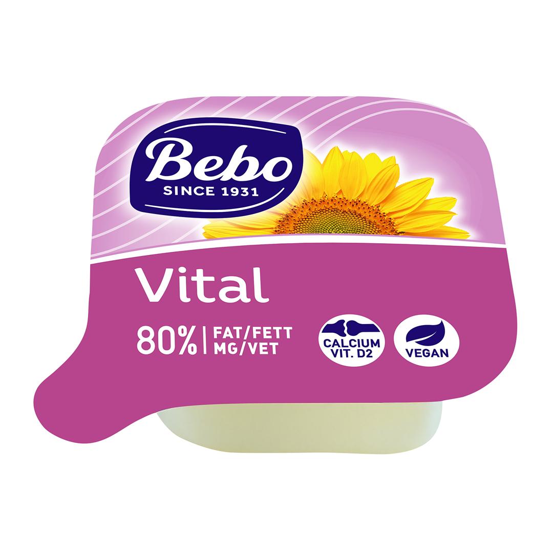 Productafbeelding BEBO Vital Margarine 80% vet