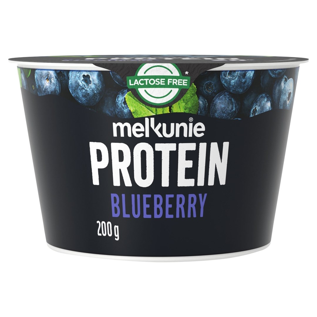 Productafbeelding Melkunie Protein Kwark Bosbes 200gr