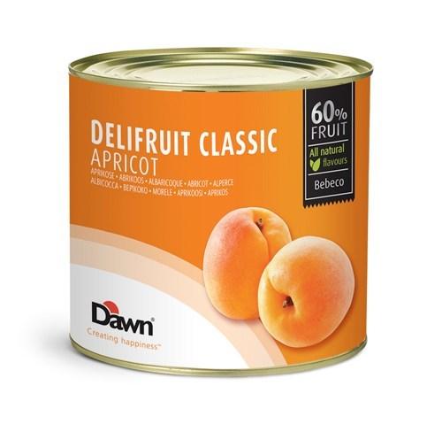 Productafbeelding Dawn Delifruit Classic Apricot  2,7 KG blik