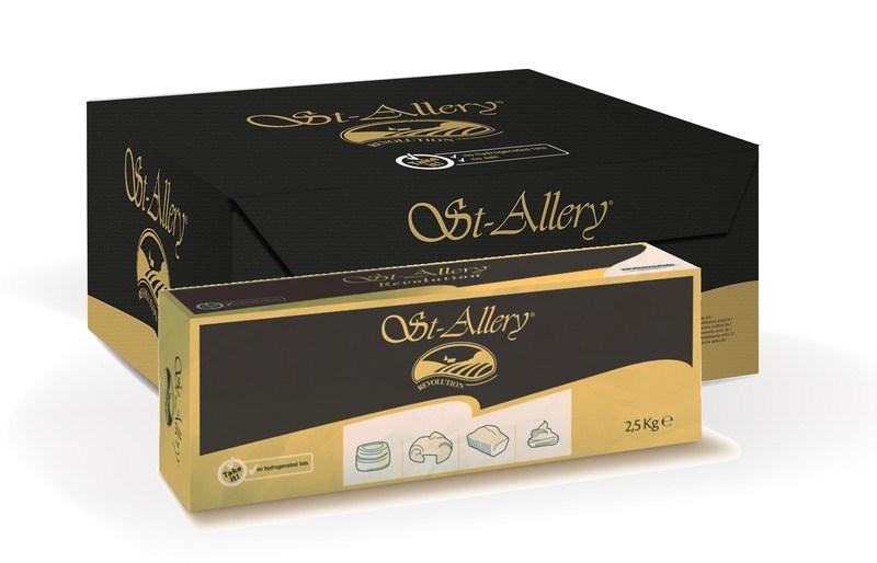 Productafbeelding St. Allery Revolution Boter Melange (ongezouten) 4x2,5kg