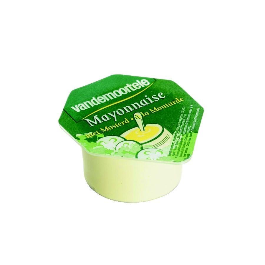 Productafbeelding Mayonnaise Mosterd Vandemoortele 20ml