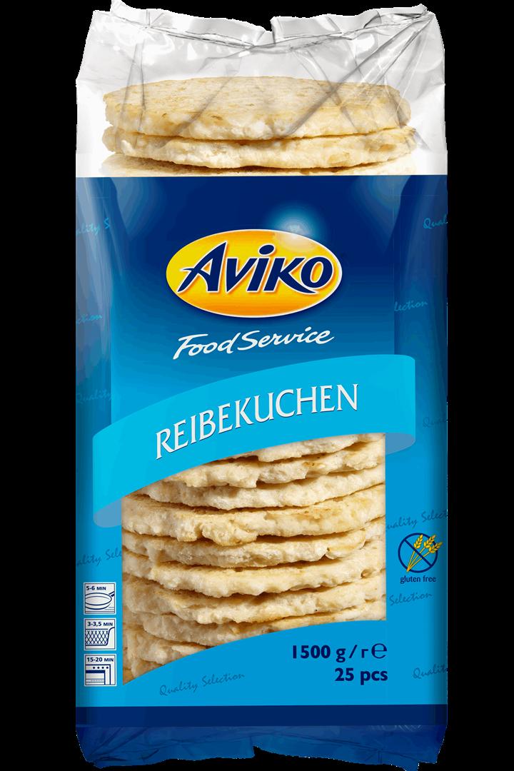 Productafbeelding Aviko Reibekuchen 3x25 st.