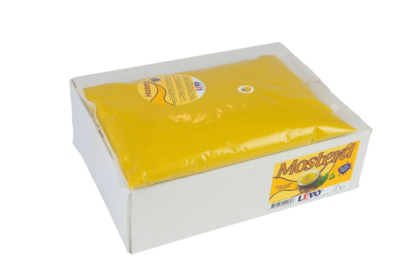 Productafbeelding LEVO Franse mosterd packzak