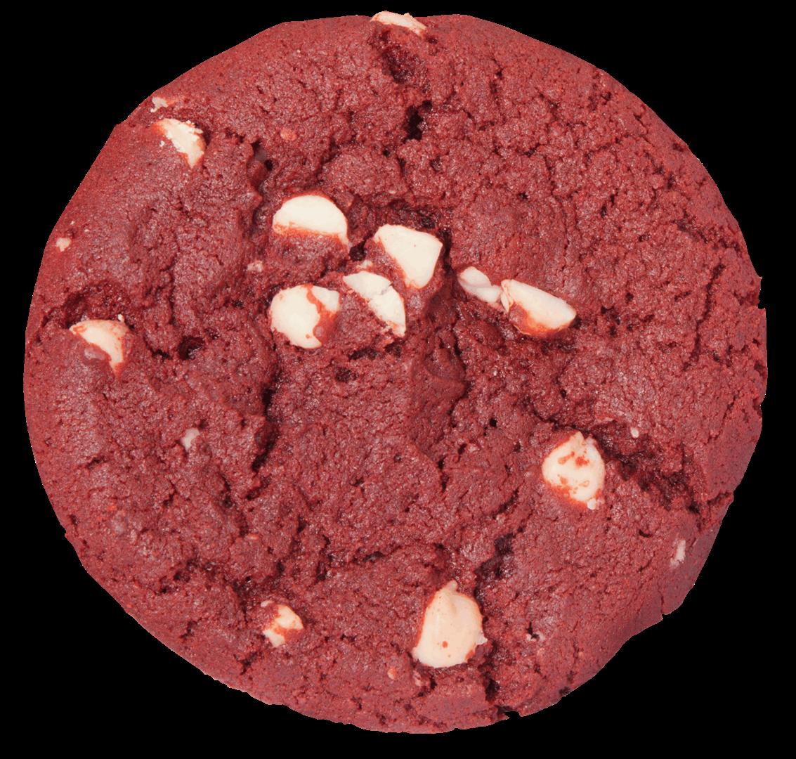 Productafbeelding Dawn Red Velvet and White Chocolate Cookie 30 stuks doos