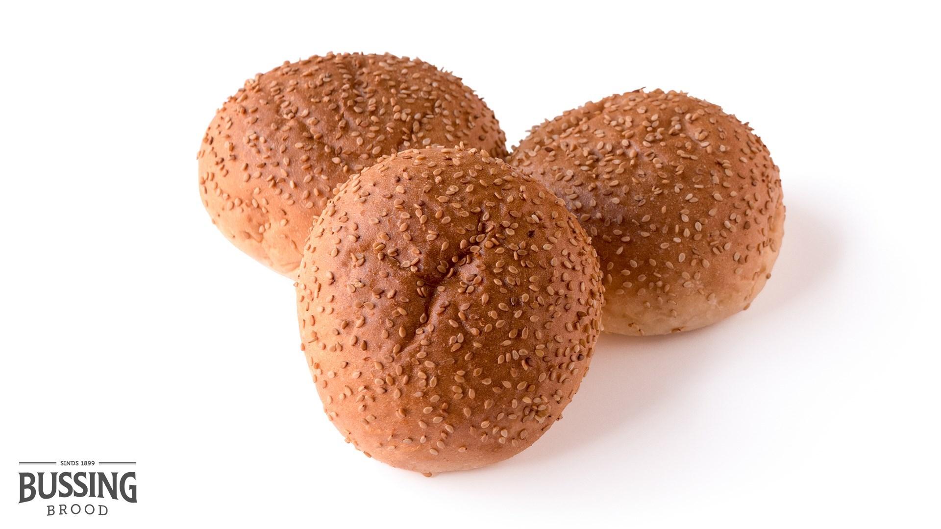 Productafbeelding Hamburgerbroodje Sesam