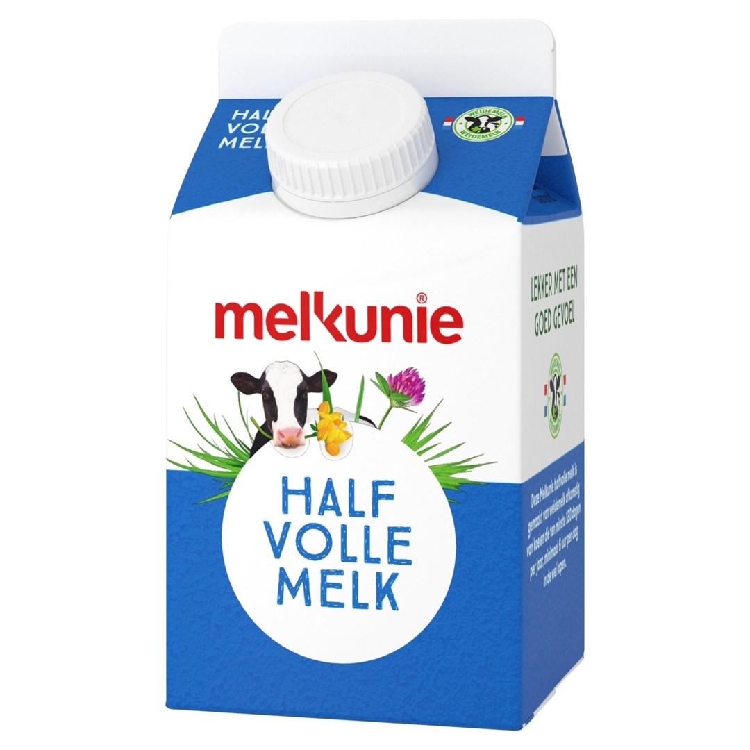 Productafbeelding Melkunie Halfvolle Melk 250ml