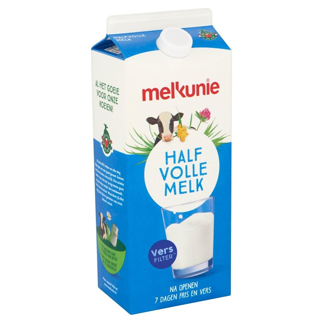 Productafbeelding Melkunie Halfvolle Melk 1,5L pak