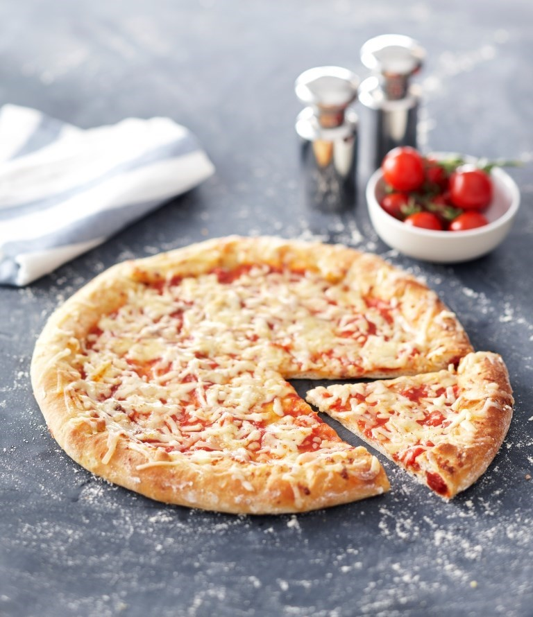 Productafbeelding Dr. Oetker Professional Take Away Margherita Pizza 8x590g