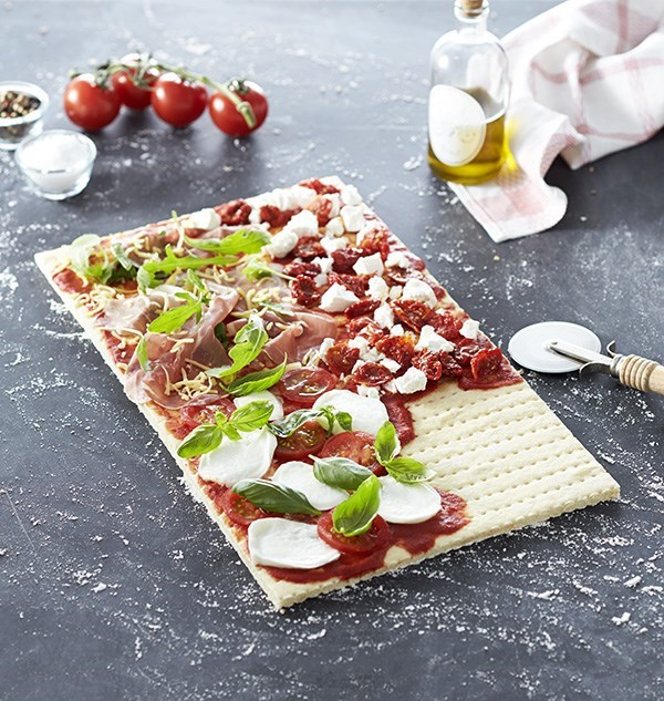Productafbeelding Dr. Oetker Professional PlaatPizzaBassis 10x600g