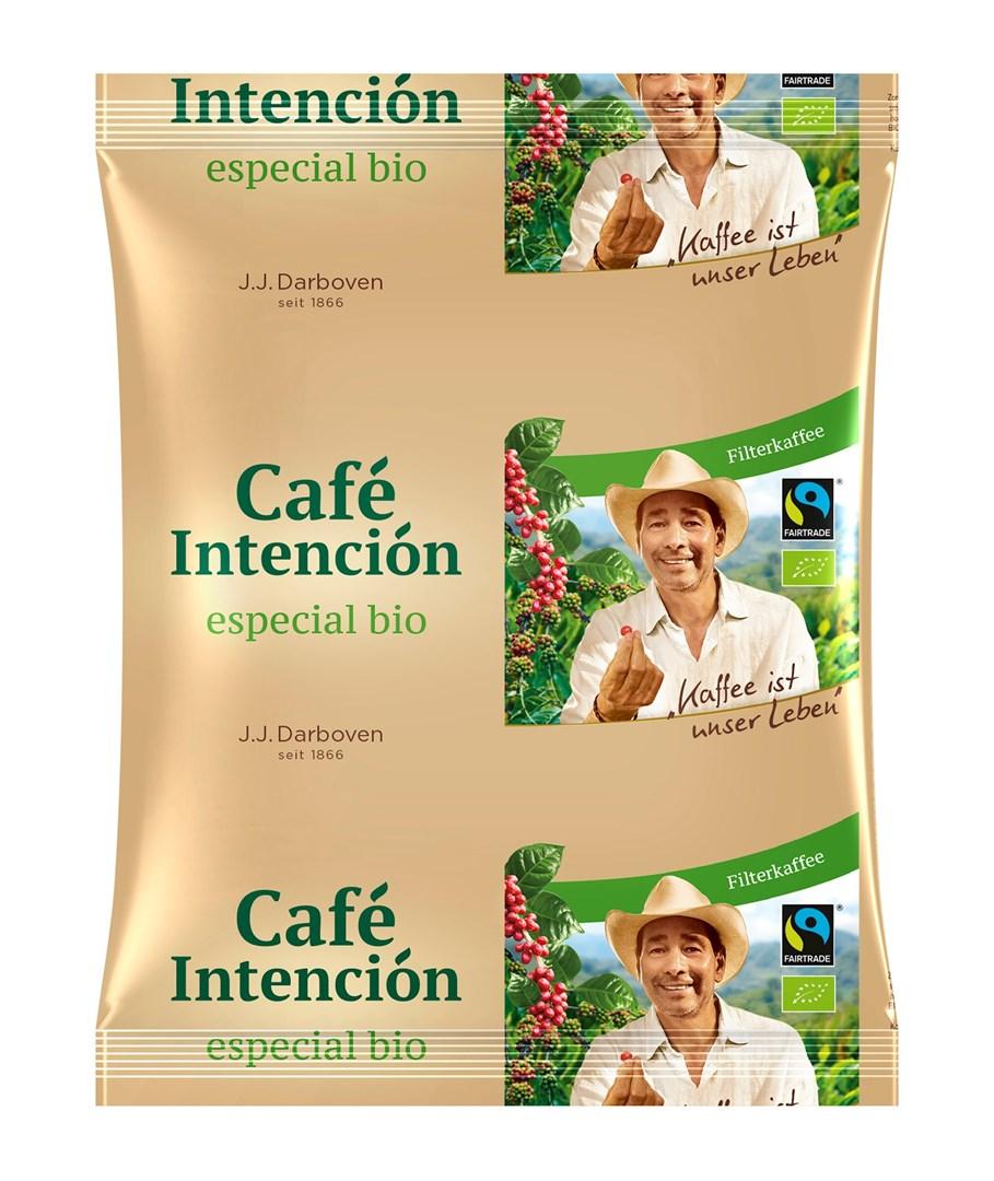 Productafbeelding Café Intención Especial Ecológico 500g gemalen