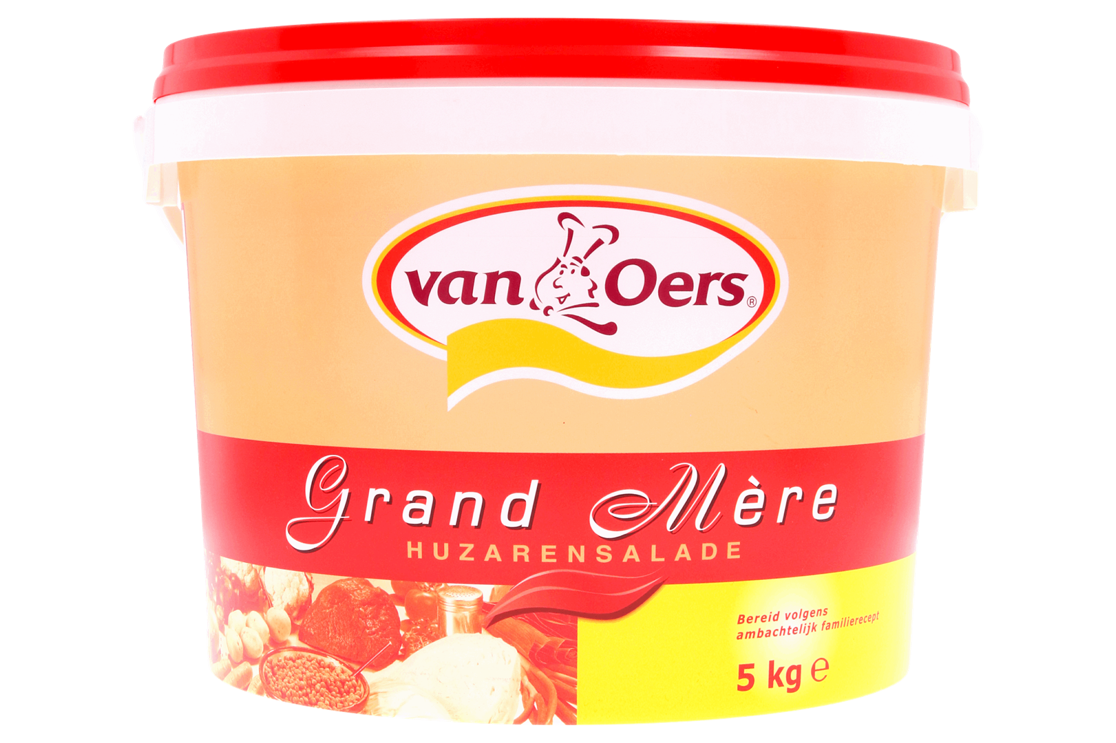 Productafbeelding Grand Mère Huzarensalade 5kg