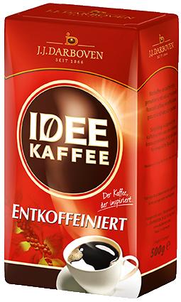 Productafbeelding IDEE KAFFEE Cafeïnevrij gemalen