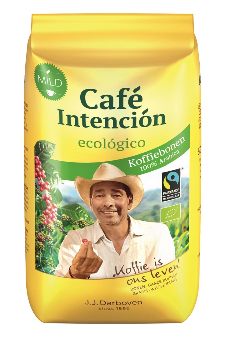Productafbeelding Café Intención Ecol.Mild Bio Bonen