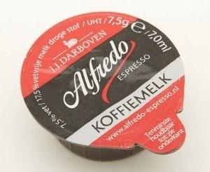 Productafbeelding Alfredo Espresso Koffiemelk 7,5 gram