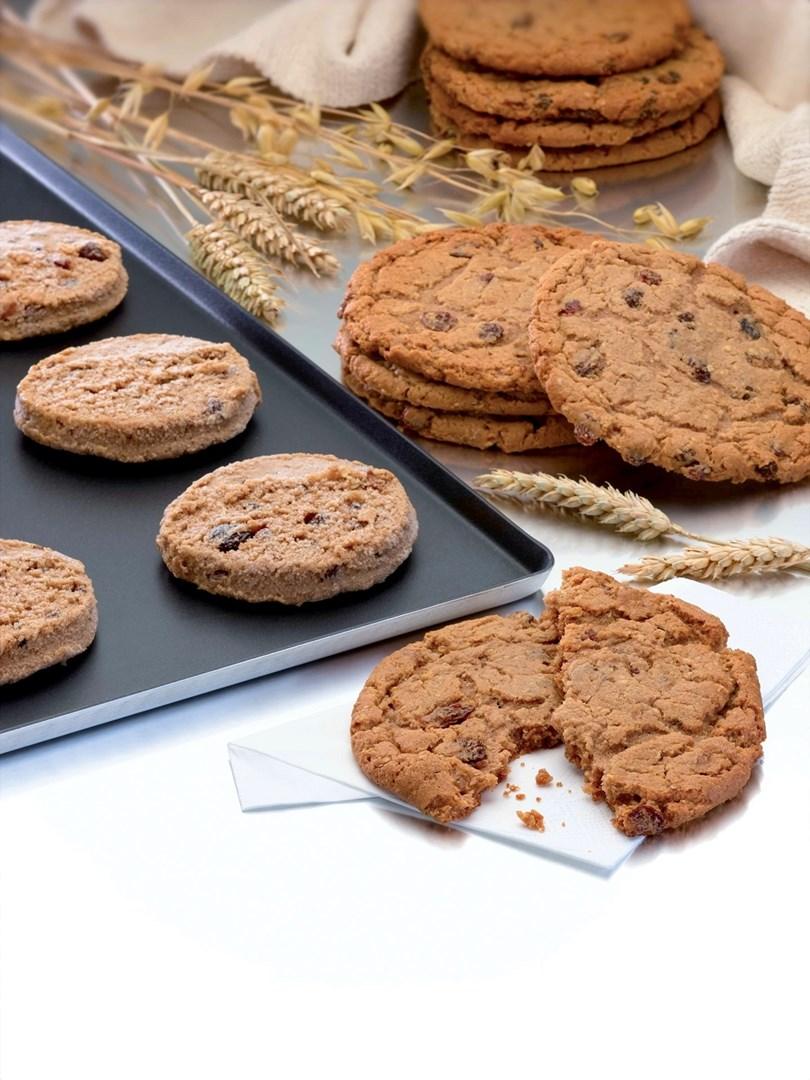 Productafbeelding Dawn Raisin & Oatmeal Cookie Puck 120 stuks doos