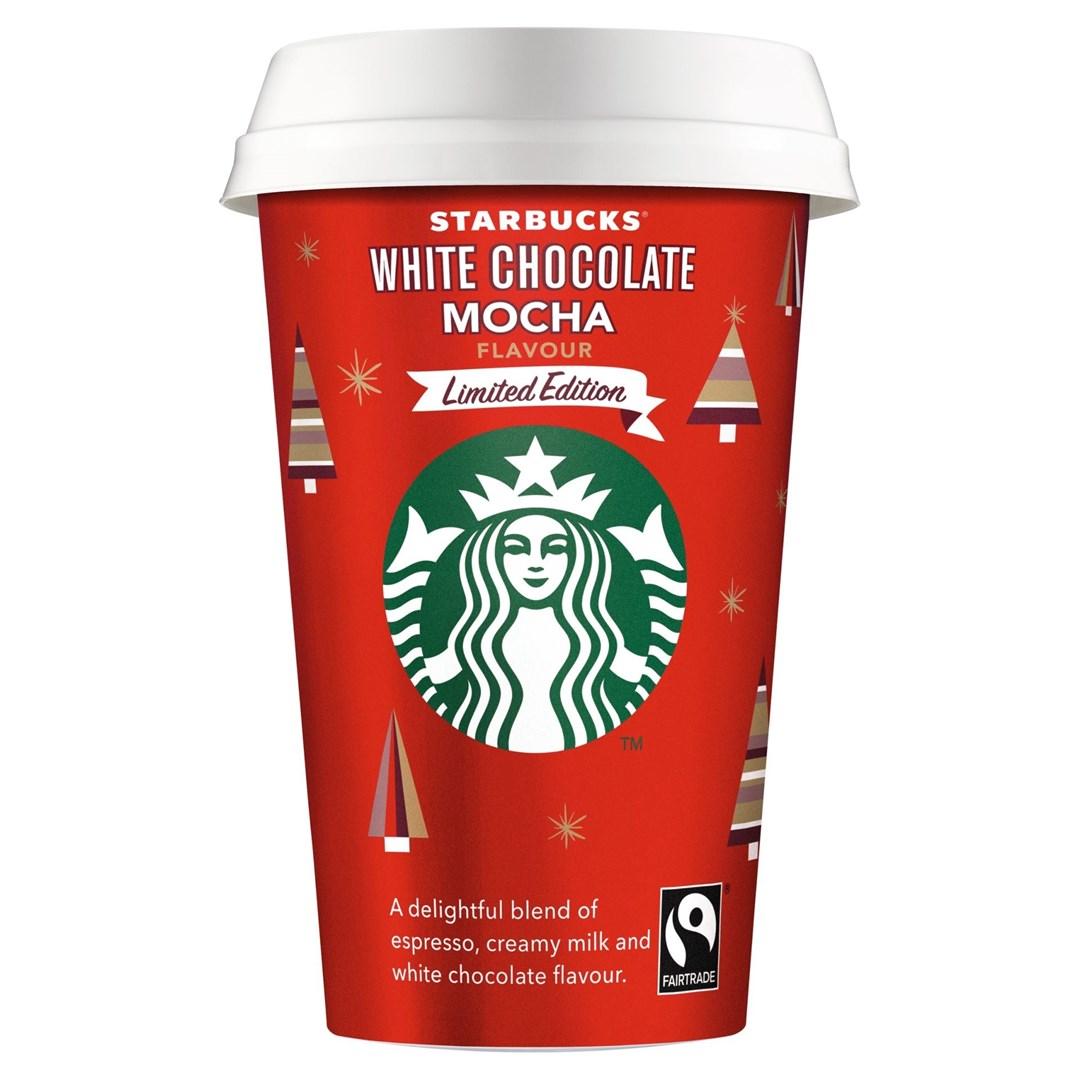 Productafbeelding Starbucks Chilled Classics White Chocolate Mocha 220ml BK