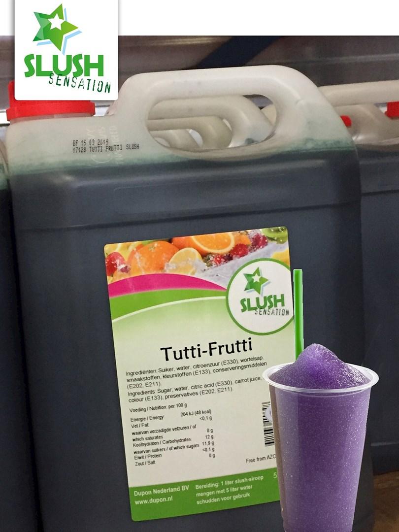 Productafbeelding Slush Tutti Frutti(non azo) 5L