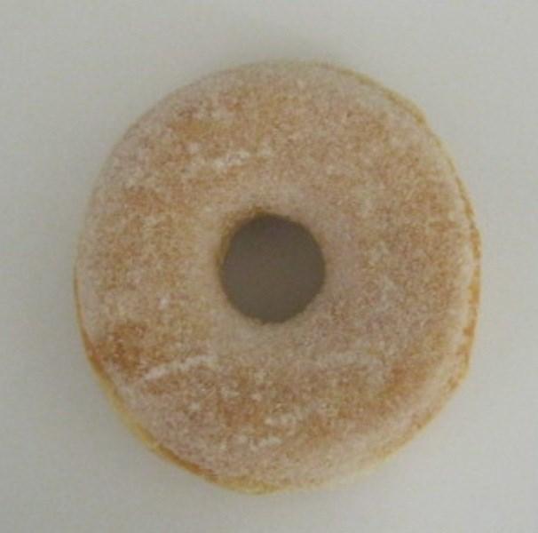 Productafbeelding Gesuikerde Donut