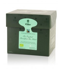 Productafbeelding Eilles Tea Diamonds Bio Fairtrade English Breakfast Tee Blatt ongeënveloppeerd