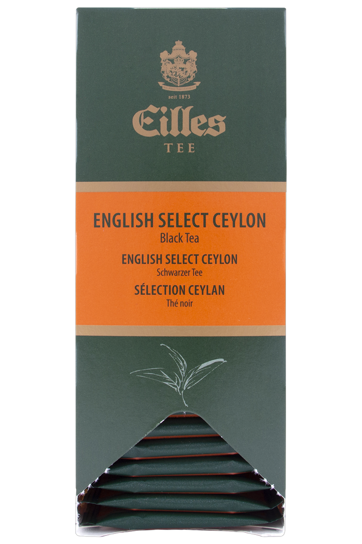 Productafbeelding Eilles Thee English Select Ceylon