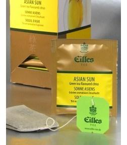 Productafbeelding Eilles Thee Green Tea Asian Sun, Geënveloppeerd