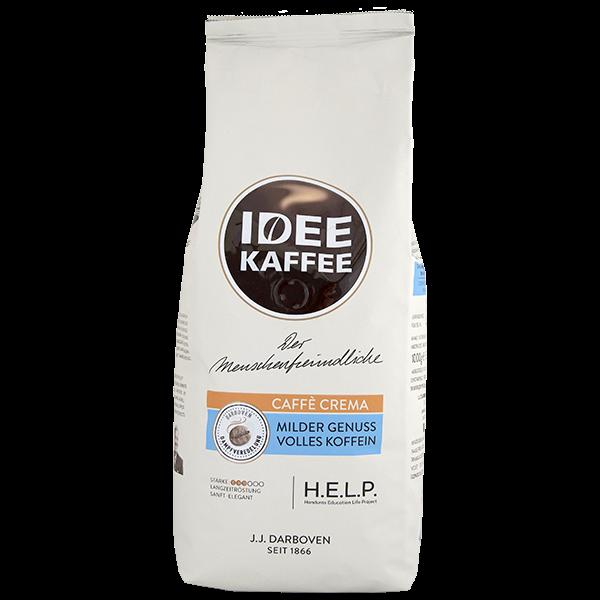 Productafbeelding IDEE KAFFEE Caffè Crema bonen