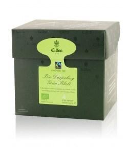 Productafbeelding Eilles Tea Diamonds Bio Fairtrade Darjeeling Green Leaf ongeënveloppeerd