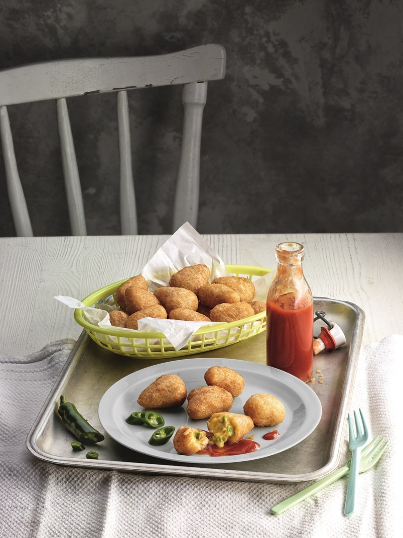 Productafbeelding Chili & Cheese Nuggets