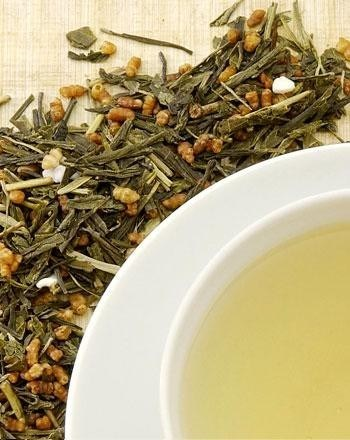 Productafbeelding Eilles Japan Genmaicha, losse thee