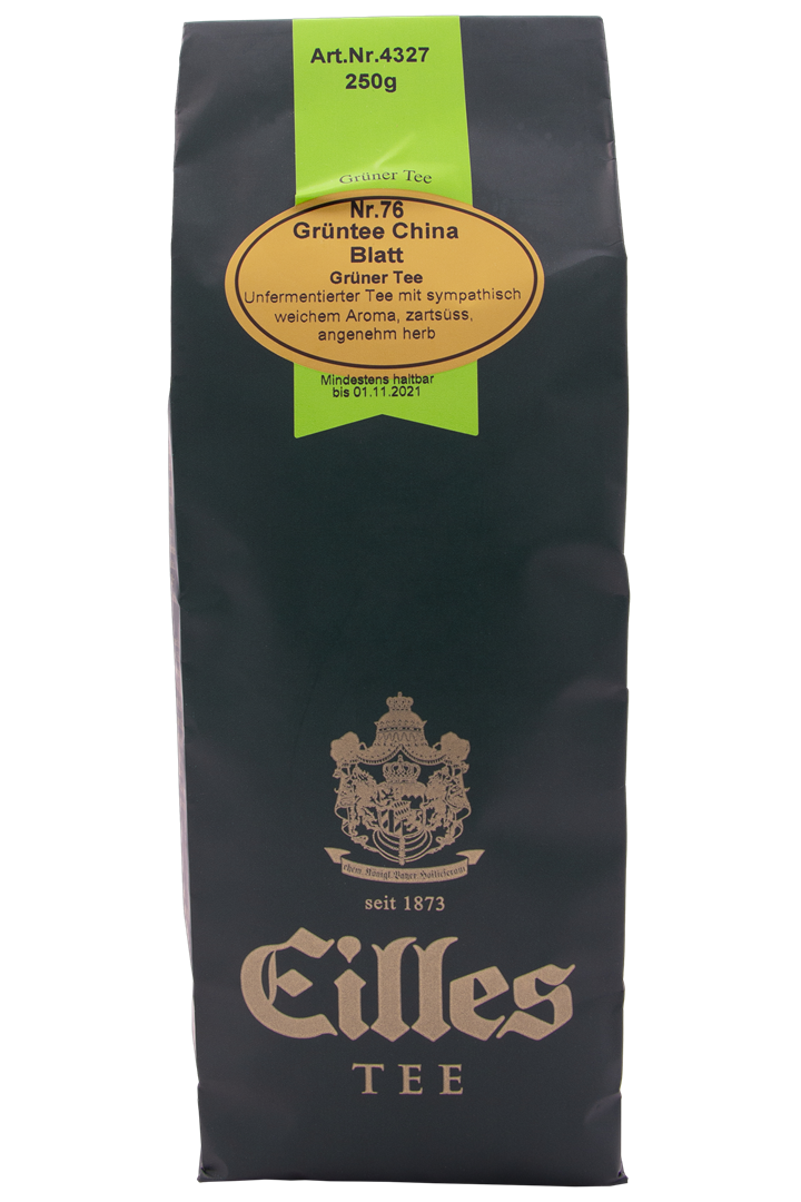 Productafbeelding Eilles China Green Leaf nr 76