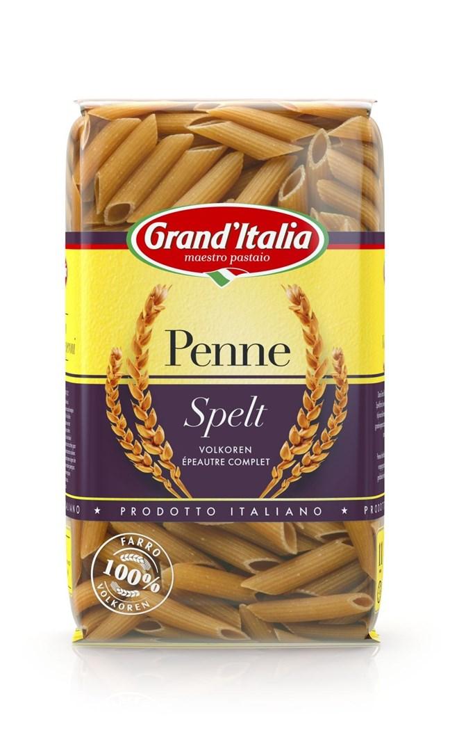 Productafbeelding Grand'Italia Penne Spelt 500 g Zak