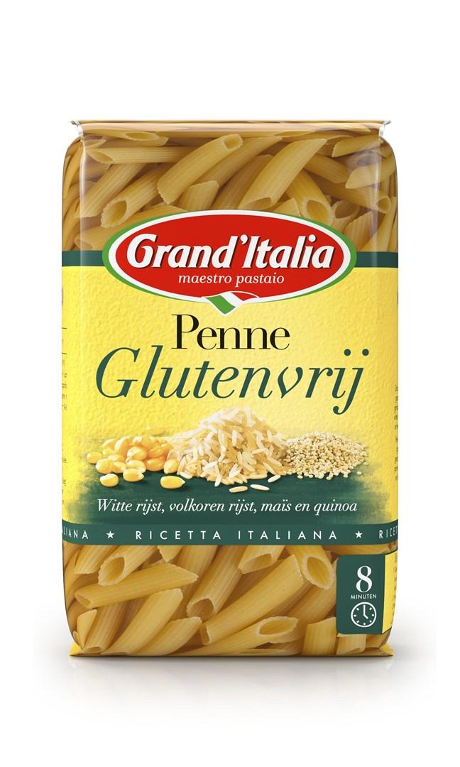 Productafbeelding Grand'Italia Penne Glutenvrij 400 g Zak