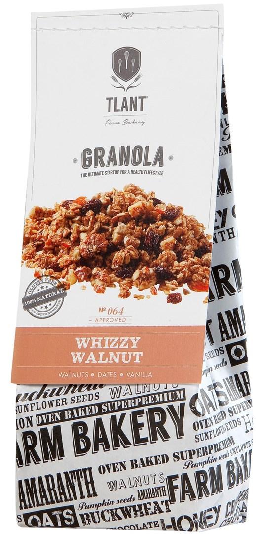 Productafbeelding TLANT Granola Whizzy Walnut 300G