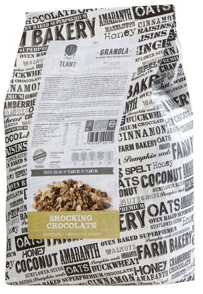 Productafbeelding TLANT Granola Shocking Chocolate 2500G