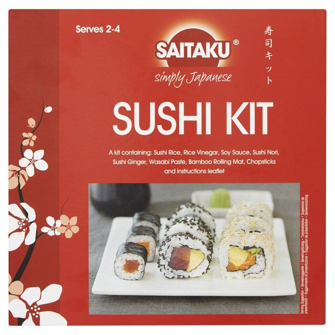 Productafbeelding Saitaku Sushi Kit 371 g Doos