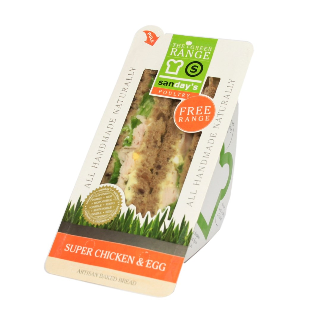 Productafbeelding TGR sandwich Chicken & Pesto