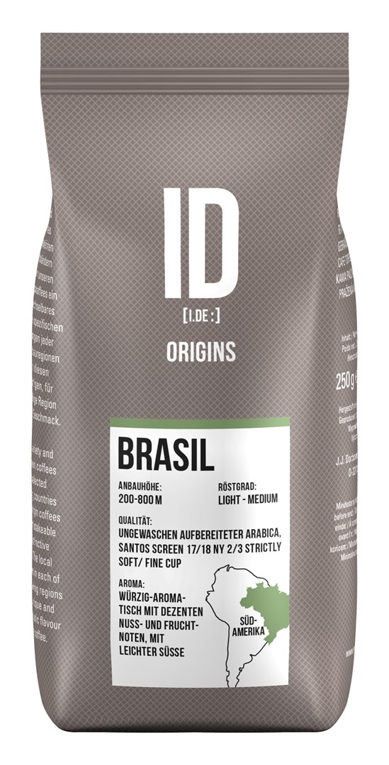 Productafbeelding ID Origins Brasil