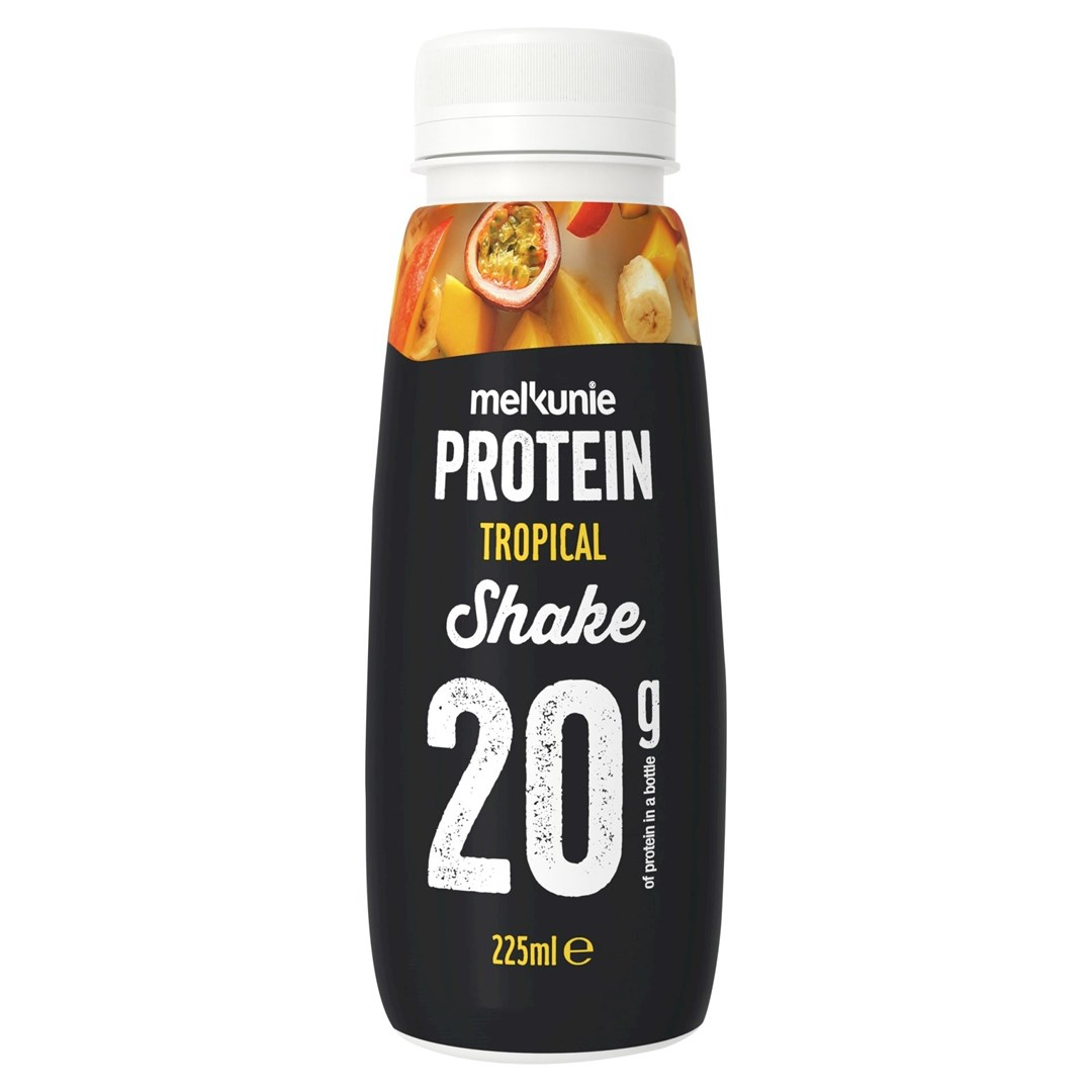 Productafbeelding Melkunie Protein Shake Tropical 225ml