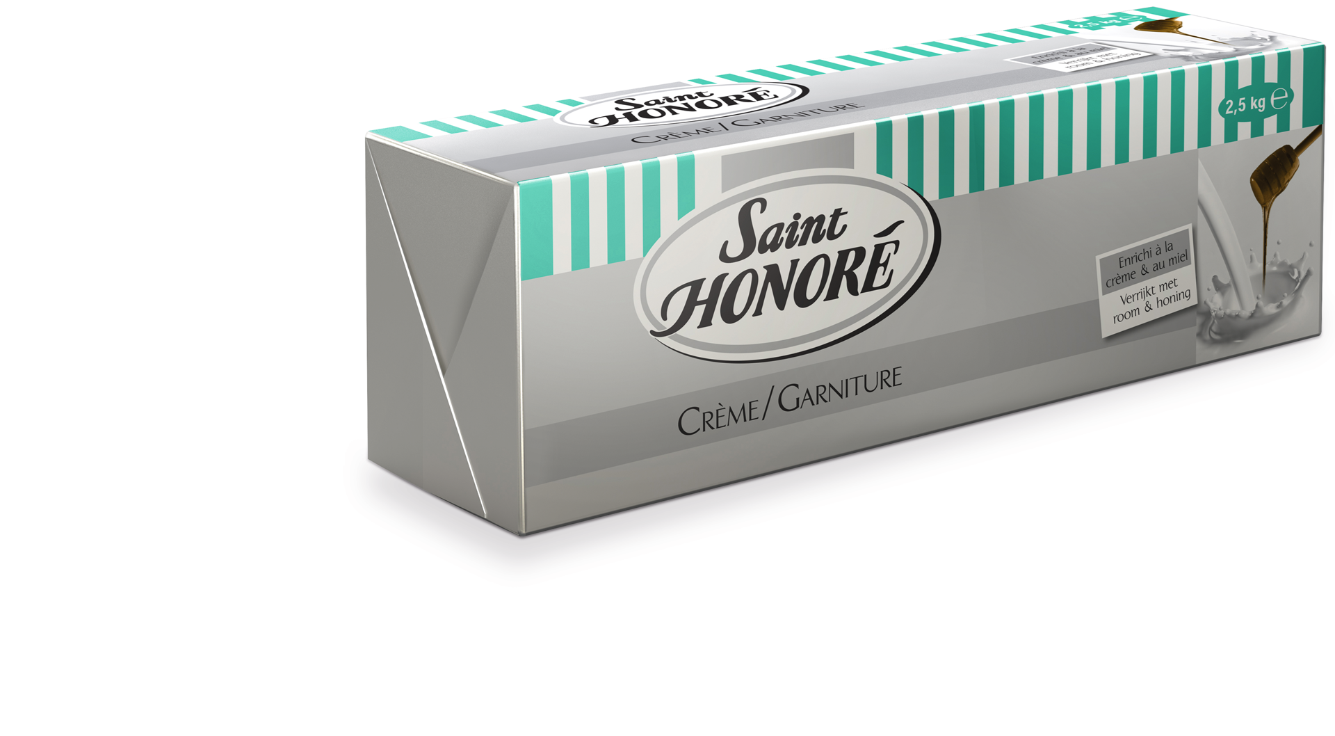 Productafbeelding ST.HONORE GARN/CREME MB 4X2,5K