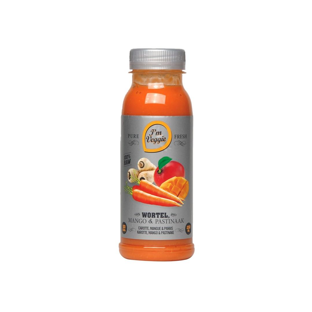 Productafbeelding Veggie oranje HPP 0.25L
