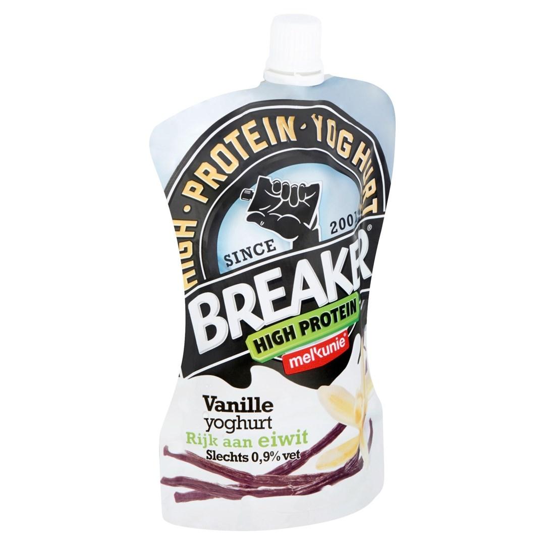 Productafbeelding Melkunie Breaker High Protein Vanille 200gr